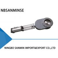 China Pneumatic Double Disc Valve on sale