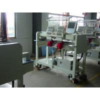 Newest Two Heads Cap Embroidery Machine With Price Manufactures