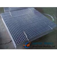 Press-locked Steel Grating, Smooth and Serrated Surface, Integral Structure Manufactures