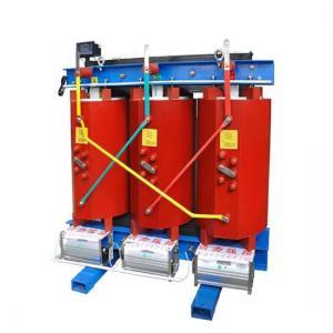 China Hardly Bursting Dry Type Power Transformer / Power Distribution Transformer on sale