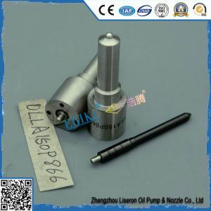 HYUNDAI  injector nozzle DLLA150 P866 Denso 0934008660 common rail nozzle DLLA 150P 866 for injector 095000-5550 Manufactures