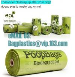 China Eco Friendly Dog Bag / Pet Dog Waste Bags Poop Pooper Scoopers on sale