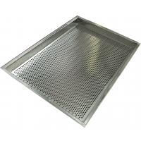 316  Stainless Steel Mesh Tray Oven Metal Perforatted Baking 2.0mm Thickness Manufactures