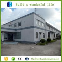HEYA prefabricated cement storage units warehouse sheds design Manufactures