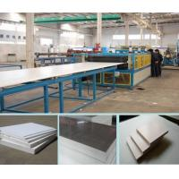 3-18mm PVC Crust Foamed  plastic Board machine  good price in china Manufactures