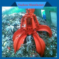 Clamshell Wire Rope Grab Bucket Manufactures