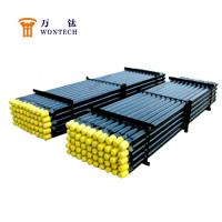 Down The Hole DTH Drill Pipe For Construction Or Rock Drilling Hard Alloy Material Manufactures