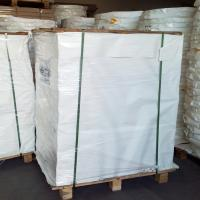 Single Wall or Double Wall PE Coated Paper For Cups Making in sheet Manufactures