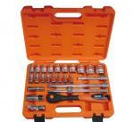 25pcs 1/2 inch Dr. Socket Set Manufactures