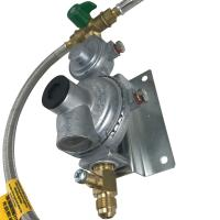 Bethel R622 Gas Pressure Regulator Second-Stage Lpg Gas Regulator For Gas Fired Burner Manufactures