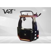 China Virtual Reality Standing Shooting Game Machine With 360 Degree Rotation on sale
