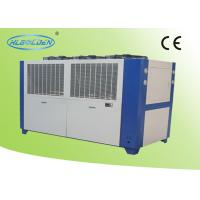Indoor Industrial Air Cooling Screw Chiller With CE Certificate Manufactures