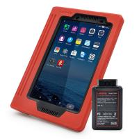 Pro Tablet 8.0 Inch Launch X431 Scanner Global Version Bluetooth / WIFI Diagnostic Tool Manufactures