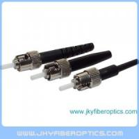 ST Fiber Optic Connector with metal ferrule/Stainless Steel Ferrule Manufactures