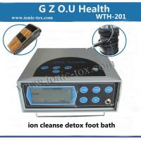 foot bath detox machine with far infrared belt good for your body Manufactures