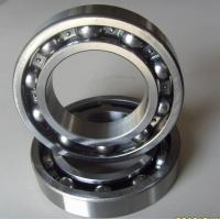 Single Row Forklift Deep Groove Ball Bearings Original Timken Open Type Manufactures