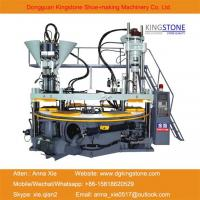 Kingstone Machinery PVC Shoes Upper/Straps Injection Moulding Machine Manufactures