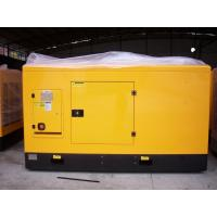 1106A-70TAG4 Perkins Diesel Generator 200kva With Electric Governor Manufactures