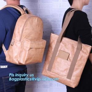 TYvek paper bag,water resistant paper bag, custom Tyvek tote shopping bag, promotional bag tyvek tote bag foldable tote Manufactures