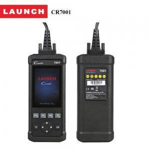 Launch CReader CR7001 DIY OBD2 Code Reader Car Diagnostic Tool Support Oil Resets, EPB, BMS, SAS, DPF Reset Functions La Manufactures