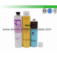 Quality Cosmetic Hand Cream Aluminum Tube , Skin Care Aluminum Squeeze Tube Packaging for sale