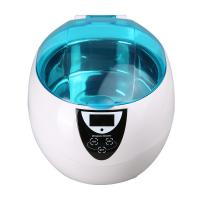 3 Styles Household Ultrasonic Cleaner , Compact Ultrasonic Cleaner Lightweight Manufactures