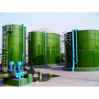 Commercial Fuel Storage Tanks , Steel Panel Tanks 30 Years Service Year Manufactures