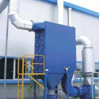 China Efficiency Baghouse Filter Bag Filter Dust Collector on sale