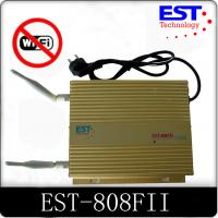 30dBm Wifi / Blue Tooth / Wireless Video Jammer EST-808FII With 2 Antenna Manufactures