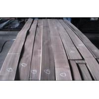 China Sliced Cut Black Walnut Wood Veneer Plywood Double Sided Decoration on sale