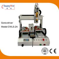 3 Axis Driver Automatic Screw Tightening Machine High Performance