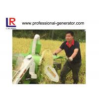 10HP Mini Combine Rice Harvester for Agricultural/Farm Manufactures