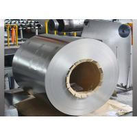 T4 5 6 / 2.8 Prime Electrolytic Tinplate Sheet Coil For Food Canning Manufactures