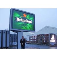 P10 Smd Big Outdoor Led Billboard Screen Electronic For Commercial Sign