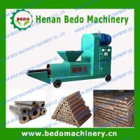 electric motor biomass briquette making machine  for sale Manufactures