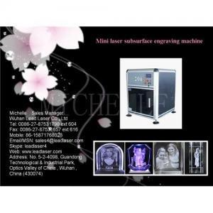 Mini crystal laser engraving machine Manufactures