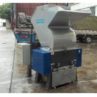 60HP 45KW Strong Plastic Crusher for Waste Plastic Plastic Film Sheet Bottle Pipe Crusher Manufactures