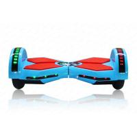 Gotway electrics unicycleTwo Wheeled Self Balancing Electric Unicycle Blue With Led Bluetooth Manufactures