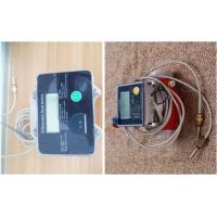Digital Ultrasonic Energy Meter With M-Bus / RS-485 Modbus , 15mm Residential Heat Meters Manufactures