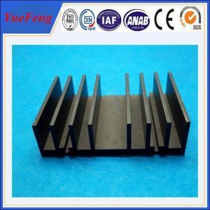 motherboard heat sink extruded aluminium seat profile, extruded aluminium heat sink Manufactures