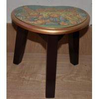durable children & kids stool,chinese bamboo & wooden furniture whole 116-002,28*26*29.3CM