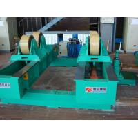 Steel Vessel Welding Turning Rolls VFD Control Low Pressure Manufactures