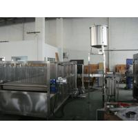 3 In 1 Fruit Juice Filling Machine / SUS304 Bottle Cooling Warming Machine Manufactures