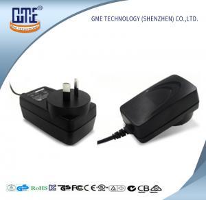 China GME 18W Universal AC DC Power Adapter With Australia Plug , Flame retardant PC wholesale