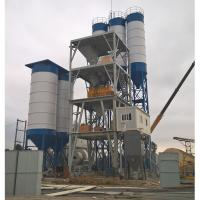 SBJ20-1L2000 stairs type 20t/h automatic dry mortar production line with 30t/h wet sand drying system Manufactures
