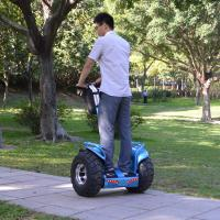 FCC Electric Chariot Scooter /Standing Motor Scooter 800mm - 1100mm Handle Adjustable Manufactures