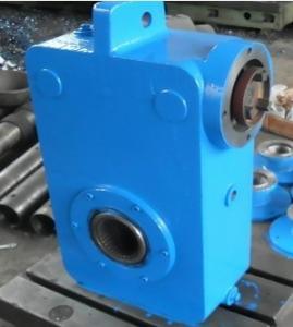 Worm -Gear Speed Reducer , Helical Gear-Bevel Gear Decelerator Manufactures
