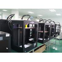 Super Large Metal Frame Industrial 3D Printing Machine Dual Head 360W Max Power Manufactures