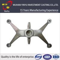 Sturdy  Silica Sol Precision Casting Products , Stainless Steel Auto Parts Casting Manufactures