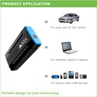 Newly Product High Quality  Multifunction Mini Car Jump Starter Manufactures